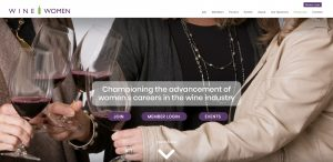 Wine Women website